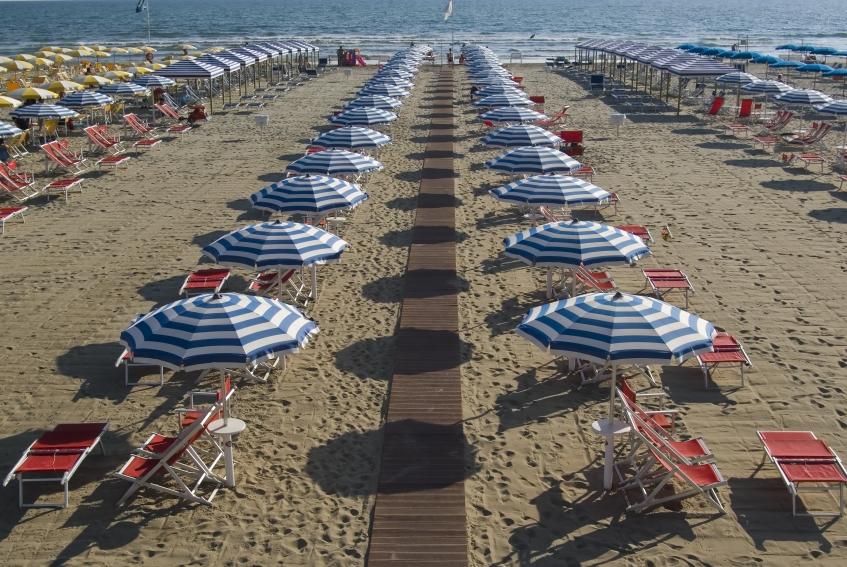Spiaggia della Versilia