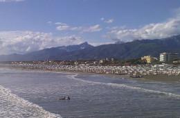 versilia - spiagge