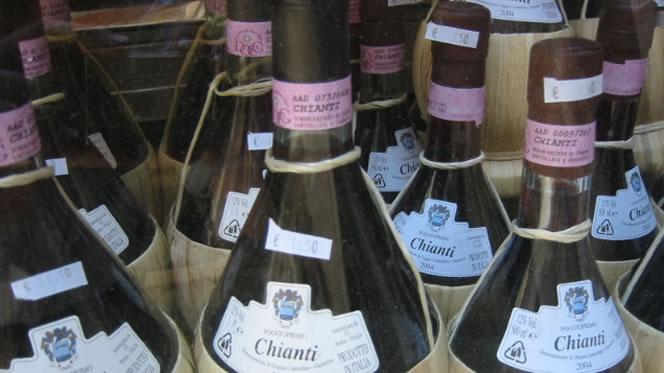 Il Chianti Classico – vino tipico toscano