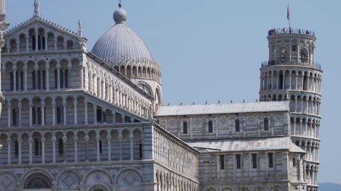 Visitare il centro storico di Pisa